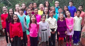 West L.A. Children's Choir - Earth Day Song