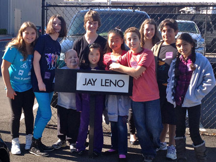 Our Kids on THE TONIGHT SHOW with Jay Leno